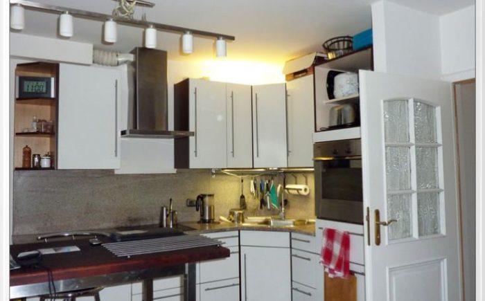 Off. Küche z. Wohnraum